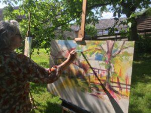 schilder workshop limburg